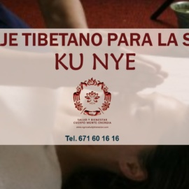 Ku Nye.- Masaje Tibetano para la Salud