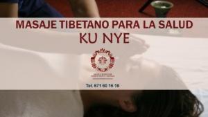 Masaje tibetano para la salud Ku Nye. Valencia.
