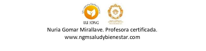 Nuria Gomar Mirallave. NGM Salud y Bienestar. Lu Jong - Yoga Sanador Tibetano.