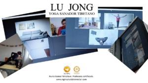 Sesiones Regulares Lu Jong Online Internet Zoom. NGM Salud y Bienestar. Nuria Gomar Mirallave.