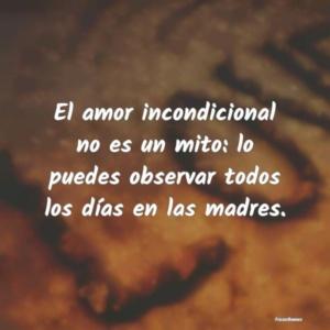 Amor Incondicional de Madre. Nuria Gomar Mirallave. NGM Salud y Bienestar.