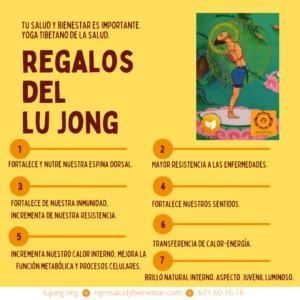 Lu Jong Yoga Tibetano de la Salud. Nuria Gomar Mirallave. NGM Salud y Bienestar.